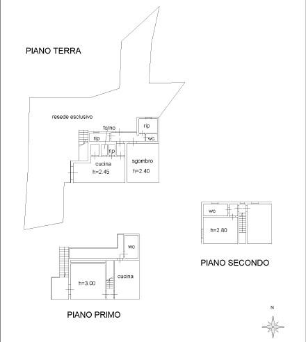 San Miniato - terratetto in vendita