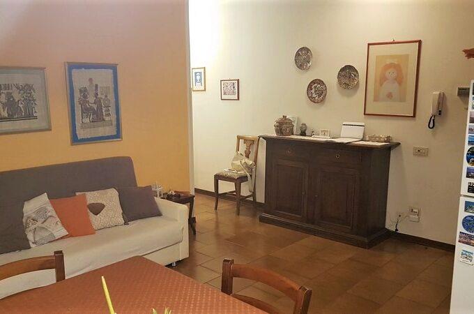 Sovigliana - appartamento ristrutturato con garage
